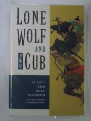 Lone Wolf and Cub Volume 4 TPB US 1st Edition